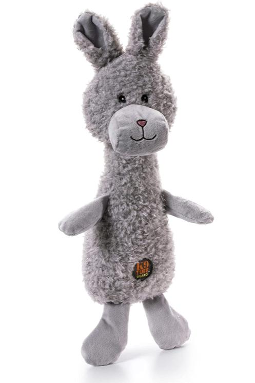 Charming K9 Tuff Scruffles Bunny
