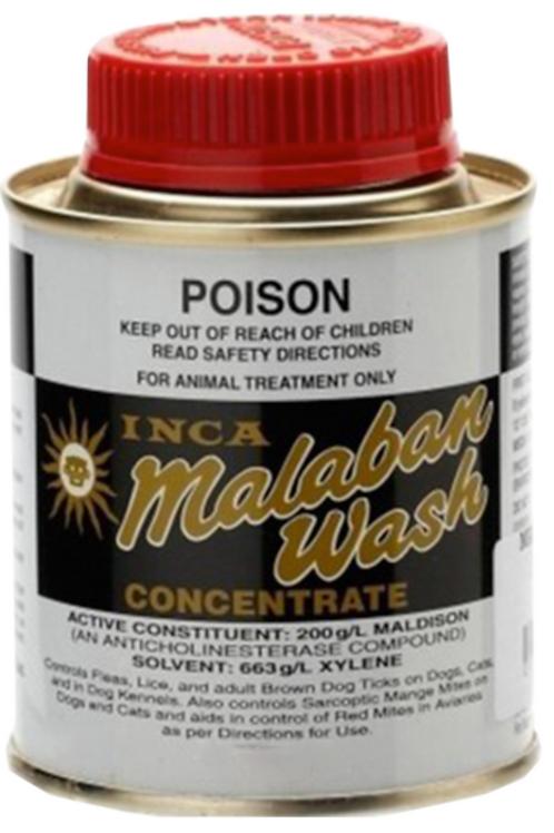 INCA Malabar Wash Concentrate