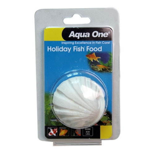 Aqua One Holiday Fish Food