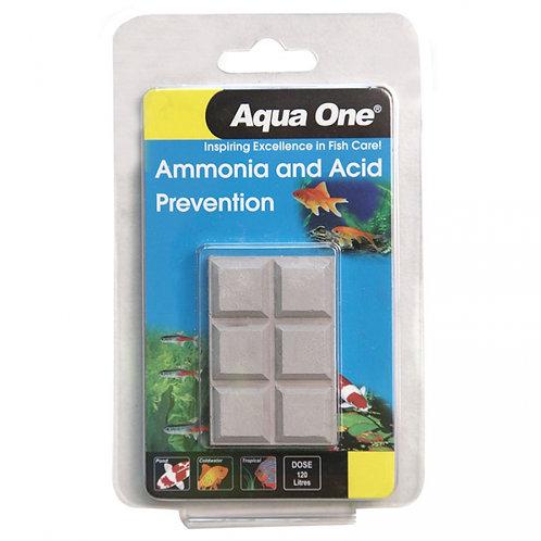 Aqua One Ammonia And Acid Prevention
