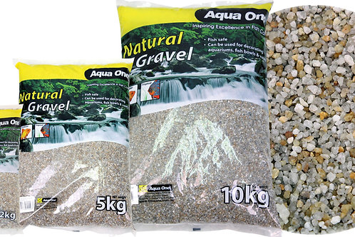 Aqua One Gravel Gold Mix