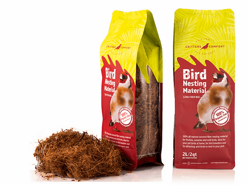 Critters Comfort Bird Nesting Material