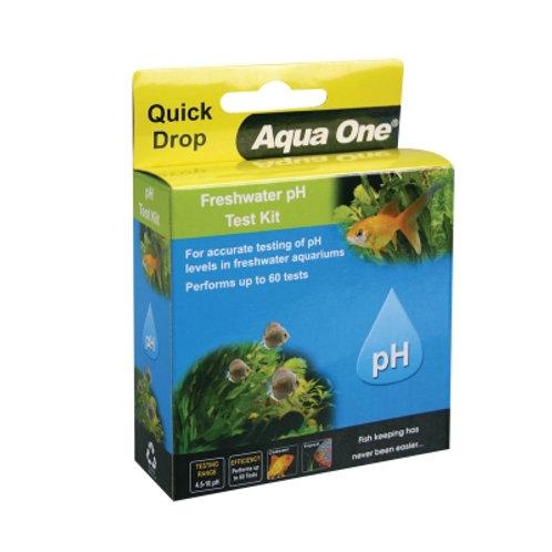 Aqua One Freshwater PH Test Kit