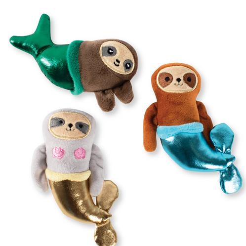 Fringe Toy Box Mermazing Mersloths Dog Toy
