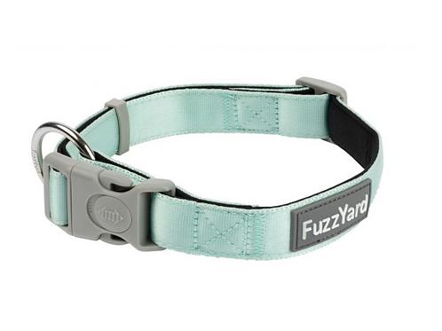 Fuzzyard Mint Dog Collar