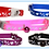 Thumbnail: Beau Pets Reflective Leather Puppy Collar