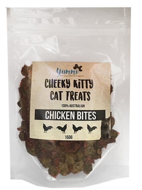 Cheeky Kitty Chicken Bites 150g