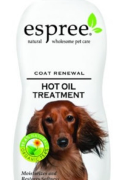 Espree Hot Oil Treatment