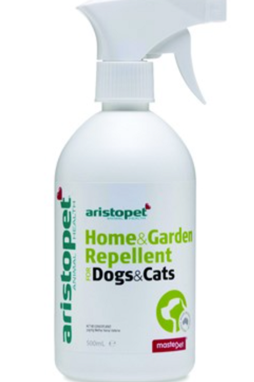 Aristopet Home & Garden Repellent For Dogs & Cats