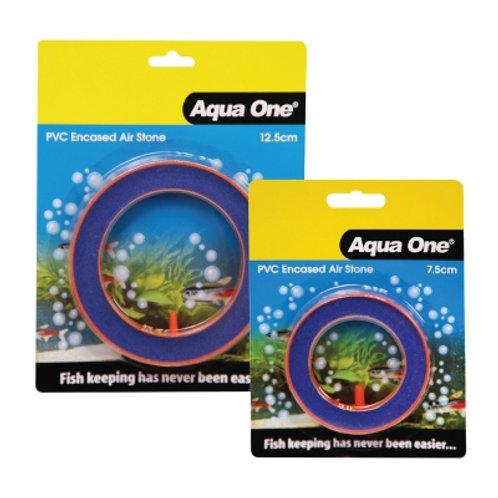 Aqua One PVC Encased Round Airstone
