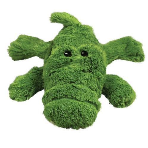 Kong Cozie Alligator Plush Toy