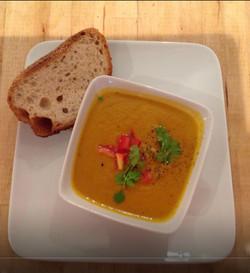 Carrrot Ginger Soup