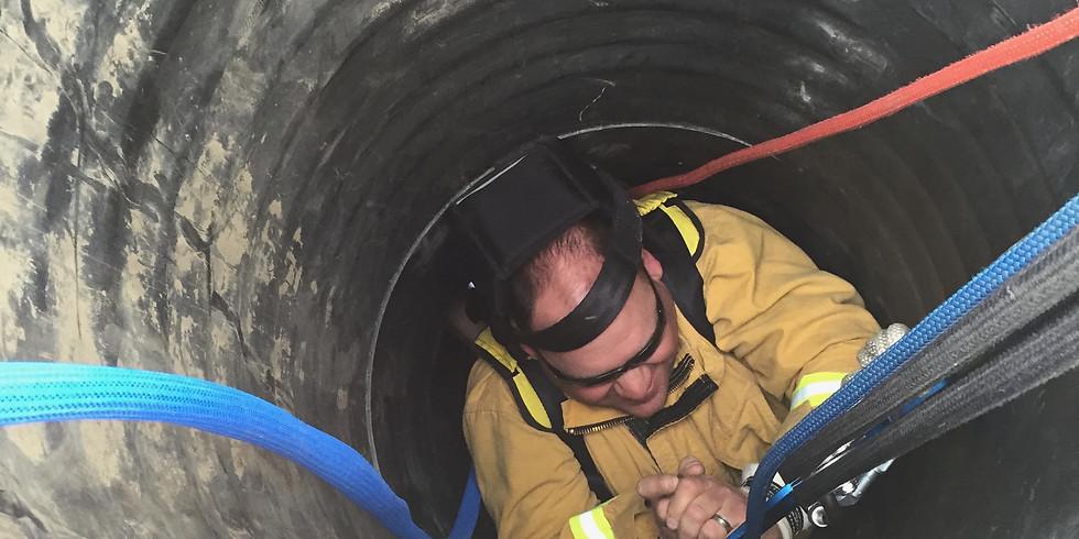 Confined Space Rescue Technician (January 11-15, 2021)