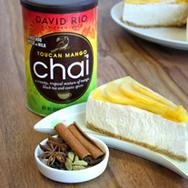 Toucan Mango Cheesecake