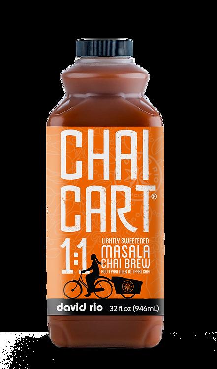 Chai Cart Masala Chai Brew 1:1