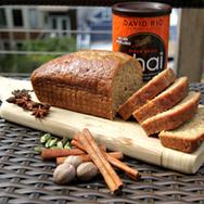 David Rio Chai Banana Bread