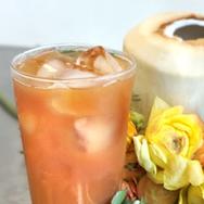 Iced Coconut Chai