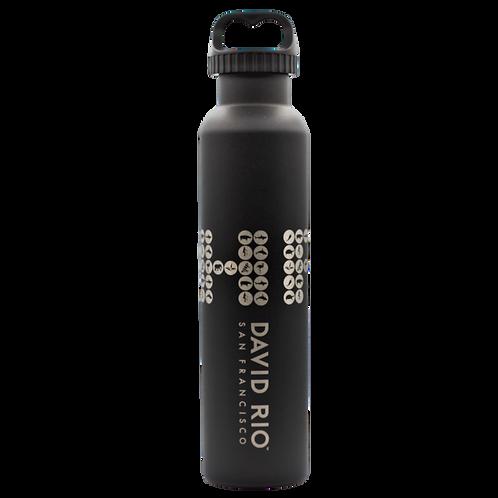 Black Water Bottle | 25 oz