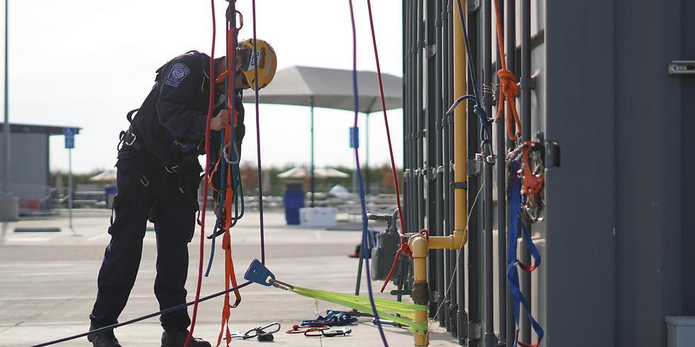 Rope Rescue Technician (March 22-26, 2021)