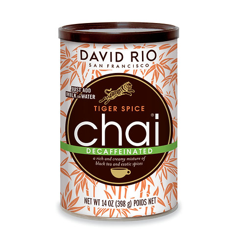 Tiger Spice Chai® Decaffeinated