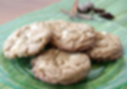 Toucan Mango Chai Cookies  with White Ch