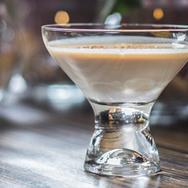 Dirty Chai Cocktail