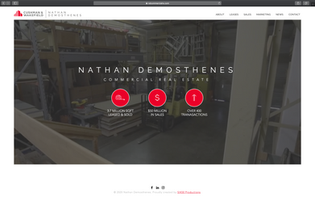 Nathan Demosthenes Commercial Real Estate