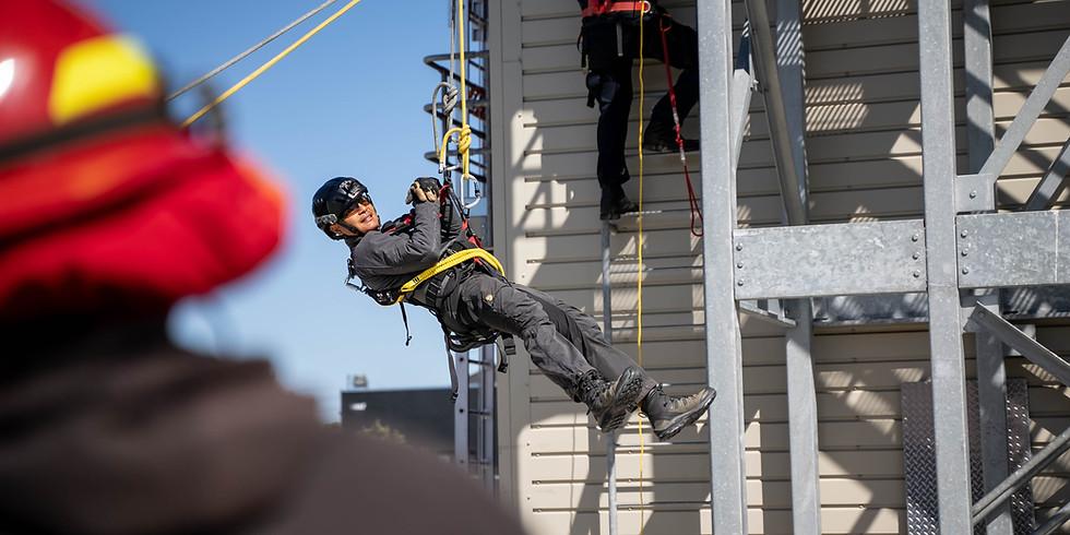 Rope Rescue Technician (June 7-11, 2021)