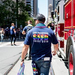 2018 Pride Parade | SFFD
