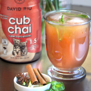 Mint Infused Iced Chai