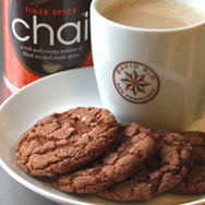 Grandma Pam's Chai Cookies