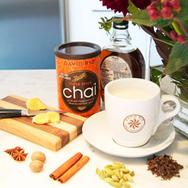 Maple Ginger Chai
