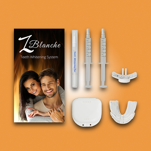 ZBlanche Peroxide Teeth Whitening System