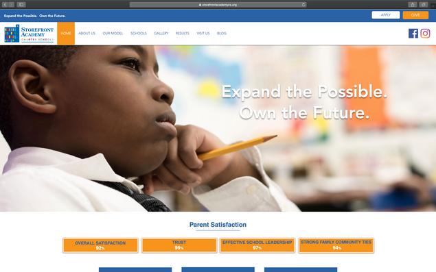 Storefront Academy Charter Schools