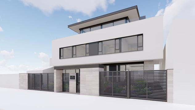 P2/C2 House