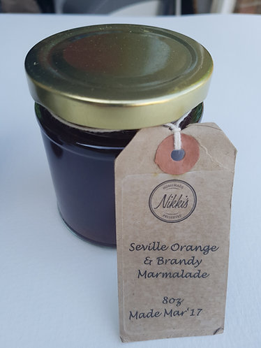 Seville Orange & Brandy Marmalade