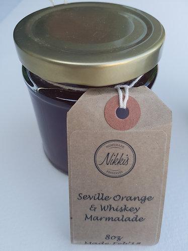 Seville Orange & Whiskey Marmalade
