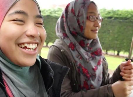 Vlog #9 Ada Apa Dengan Majlis Barbecu MCC (Malaysian Cardiff Community)