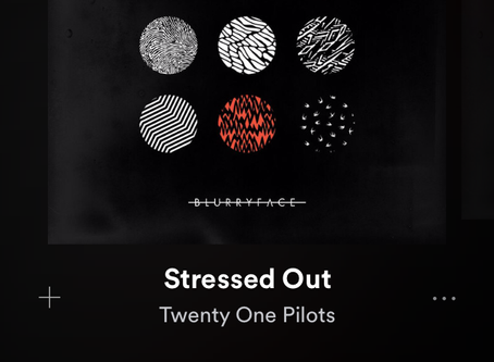 My name's Blurryface and I care what you think!
