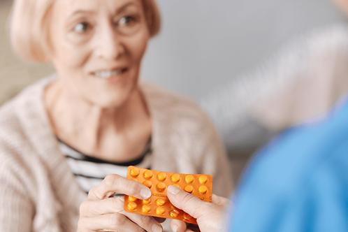 Handling Medicines in Domiciliary Care