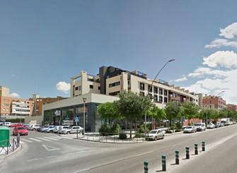70 VIVIENDAS COLECTIVAS - C/ LUIS SAUQUILLO 97-101, FUENLABRADA (MADRID)