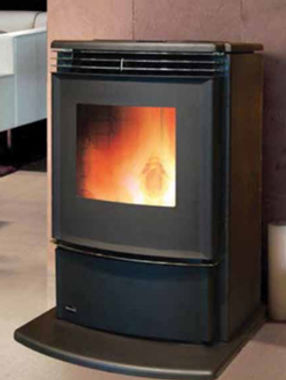 Menzies Evolution Wood Pellet Fire