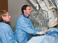 Cardiac Catheterisation procedure
