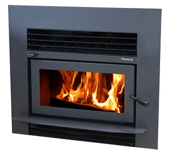 MASPORT BANNOCKBURN 12000 IN-BUILT FIREPLACE