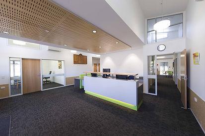 Hassan Smith school interior