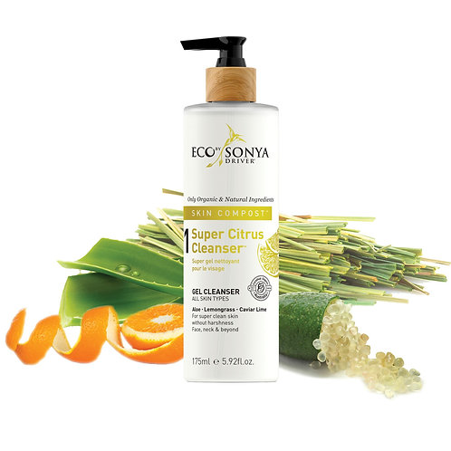 Eco by Sonya Super Citrus Cleanser 175ml