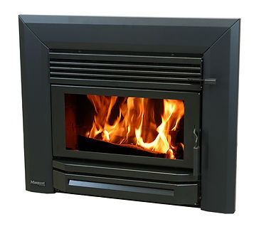 MASPORT LE4000 INBUILT CONVECTION FIREPLACE