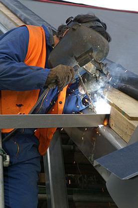 Certified welding