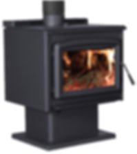 BLAZE KING SIROCCO 30 FREESTANDING WOOD FIRE
