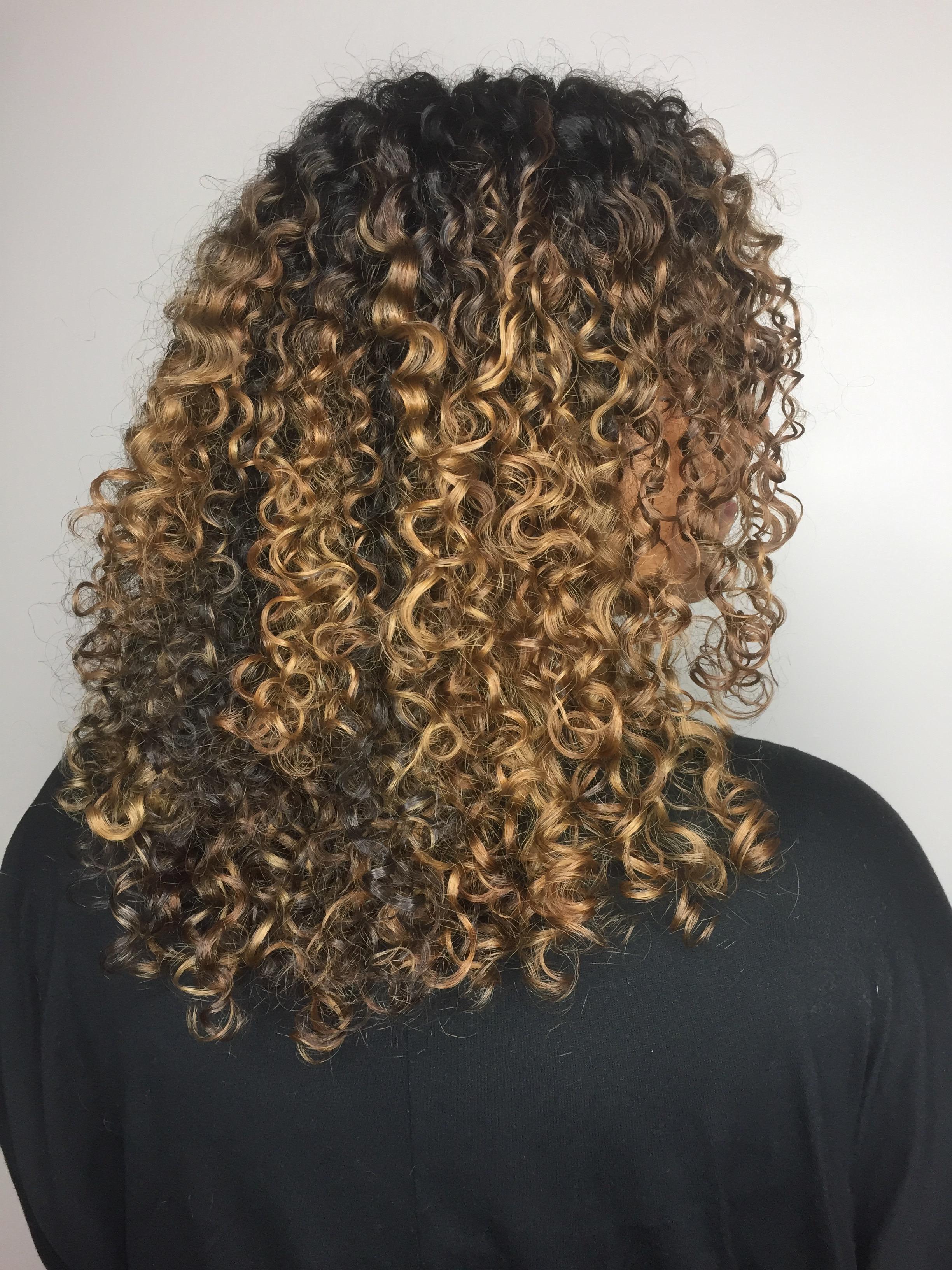 olden curls
